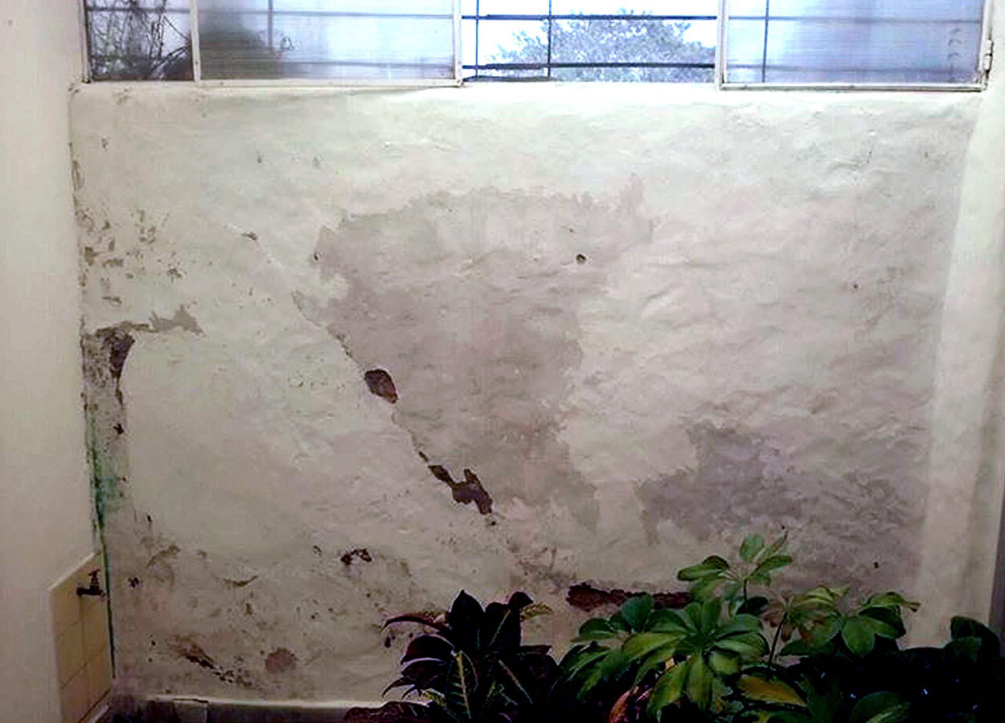 Humedad en las paredes cheap capilaridad with humedad en - Humedad en las paredes ...