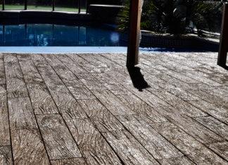 revestimientos tipo madera