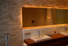 Los mejores revestimientos para paredes de baño