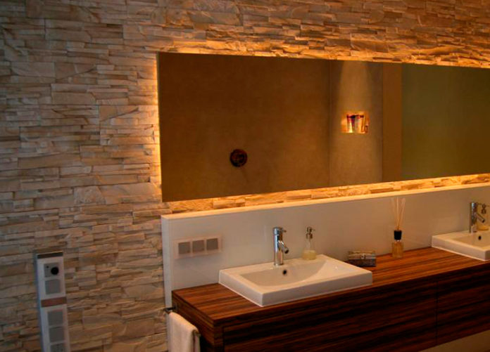 Los mejores revestimientos para paredes de ba o placas - Revestimientos paredes banos ...