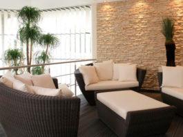 decoración casa sustentable